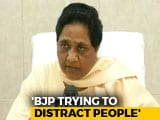 Video : On Ayodhya, Mayawati's Advice To BJP And Shiv Sena