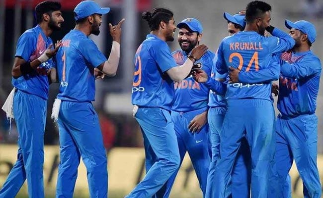 India beat Windies in thriller to complete T20 series clean sweep