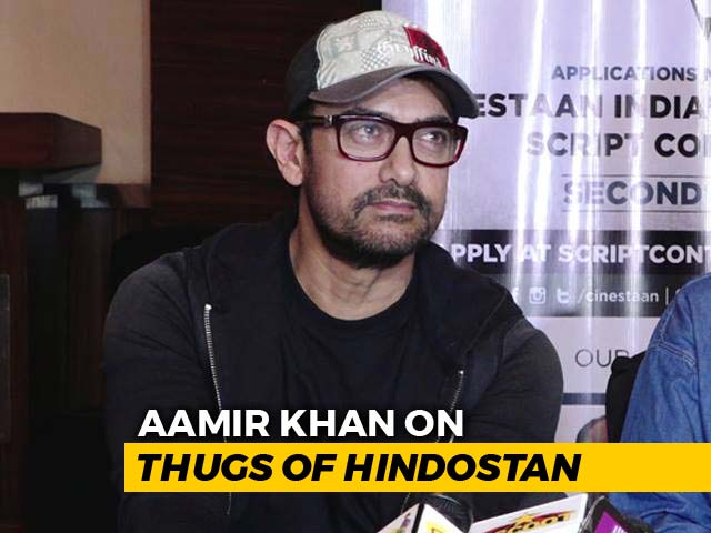 Aamir Khan On Thugs Of Hindostan: 'I Think We Went Wrong'