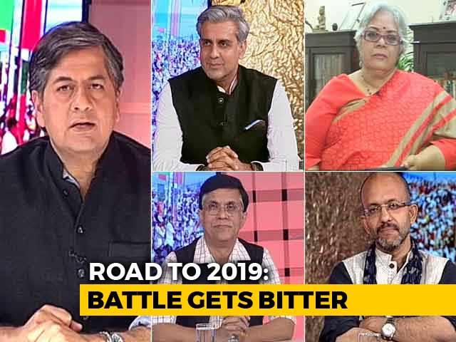 Road To 2019: Jabs Get Personal Between PM Modi And Rahul Gandhi