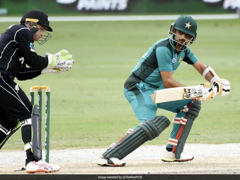 3rd ODI: Rain Washes Away Pakistan