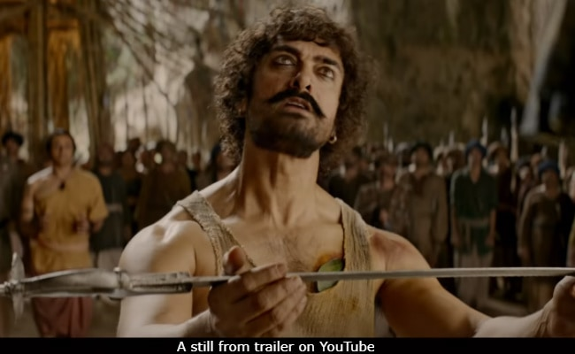 Aamir Khan Describes Thugs Of Hindostan Role As 'One Of The Toughest'