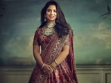Video : Isha Ambani Seen In A Grand Sabyasachi Lehenga For Pre-Wedding <i>Pooja</i>