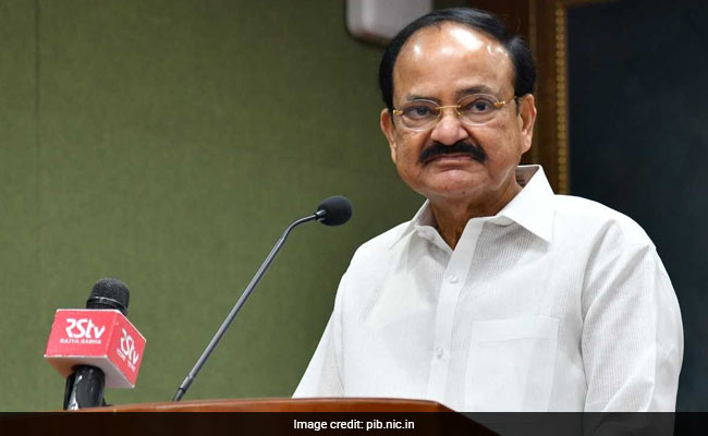 'Follow Customs Of Forefathers, Not Western Lifestyle': Venkaiah Naidu