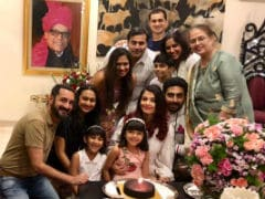 Aishwarya Rai Bachchan Shares Glimpses From Her Birthday Party. Next Stop - Goa