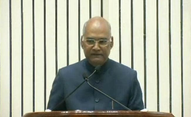 India Needs To Fix Missing Links In Farm-To-Fork Value Chain: President