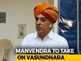 Video : Congress Fields BJP Veteran Jaswant Singh's Son Against Vasundhara Raje