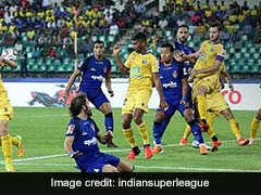 Indian Super League: Chennaiyin FC Play Goalless Draw vs Kerala Blasters