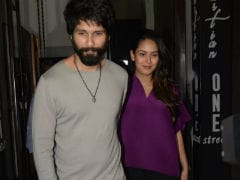 In Pics: Shahid Kapoor, Mira Rajput And Janhvi Kapoor At Ishaan Khatter's Birthday Party