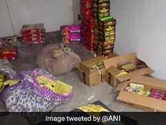 Over 600 Kg Illegal Crackers Seized In Delhi On Diwali, 31 Arrested