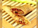 Video : How To Make Veg Spring Rolls at Home