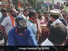 AIMIM Workers Booked For Violating Model Code Of Conduct In Telangana