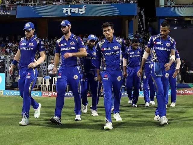 IPL 2019: Mumbai Indians released 10 Players from last season