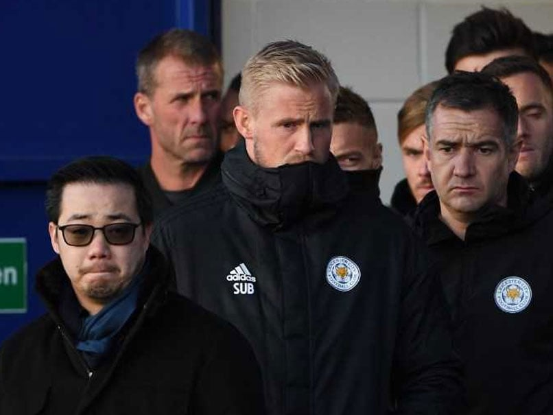Vichai Srivaddhanaprabhas Helicopter Crash Will Stay With Me Forever, Says Kasper Schmeichel
