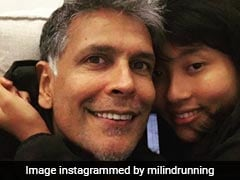 On Milind Soman's 53rd Birthday, Heartfelt Message From Wife Ankita Konwar