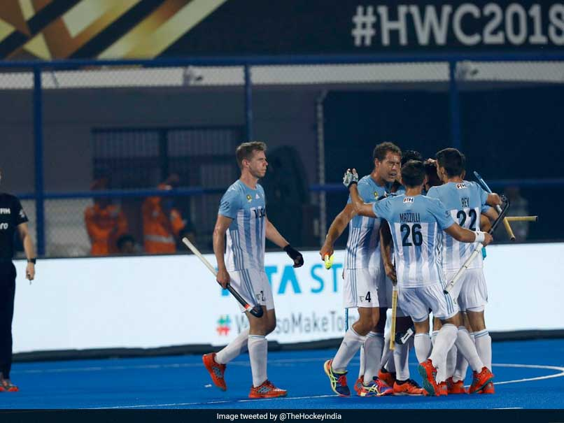 Hockey World Cup 2018: Olympic Champions Argentina Start Tournament With 4-3 Win Over Spain