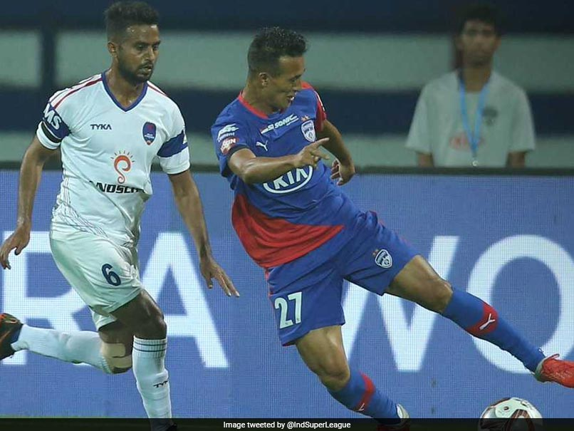 Indian Super League: Udanta Singh give his captain a perfect gift in his 150th match