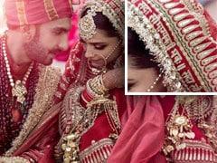 Deepika-Ranveer Wedding Photos: दीपिका पादुकोण की चुनरी पर लिखा कुछ ऐसा, जिसे देख नज़रे नहीं हटा पाए Fans