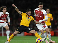 Premier League: Henrikh Mkhitaryan Rescues Point For Arsenal Against Wolves