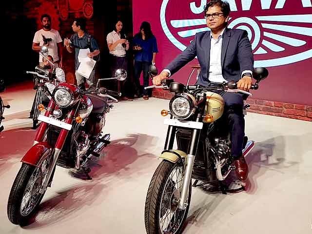 Jawa Motorcycles Launched In India: Jawa, Jawa 42, Perak