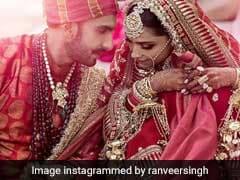 Deepika Ranveer Wedding First Photo: लंबे इंतजार के बाद आई दीपिका-रणवीर की पहली तस्वीर, यूं दिखी 'बाजीराव-मस्तानी' जोड़ी