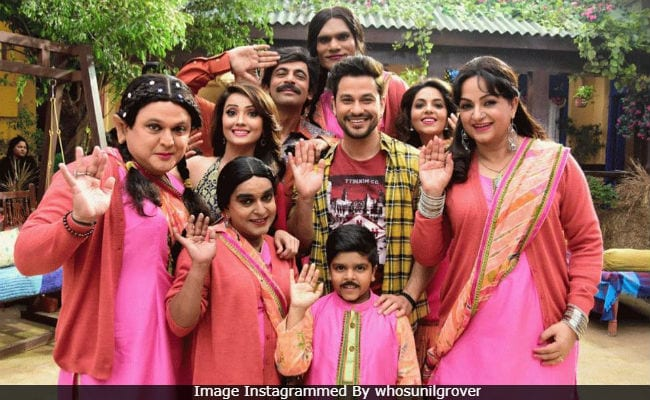 Revealed: The Cast Of Sunil Grover's New Show Kanpur Wale Khuranas, Starring Kunal Kemmu, Ali Asgar And Others