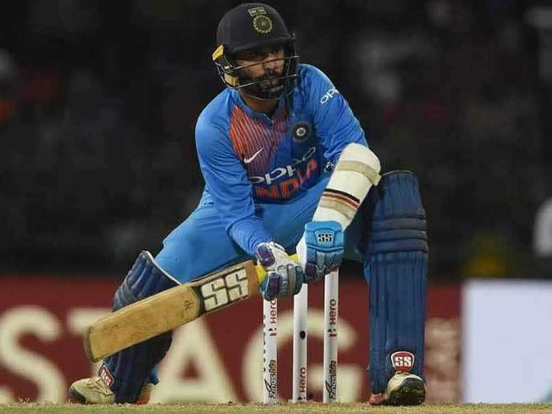 Highlights India Vs West Indies 1st T20i Dinesh Karthik
