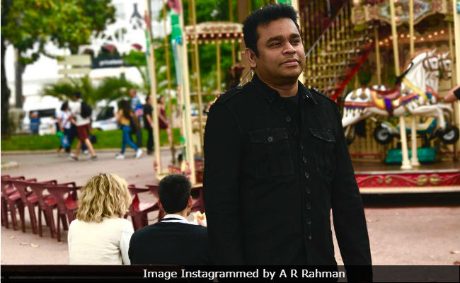 'Thought About Suicide Up Until 25': AR Rahman Recounts Personal Struggle