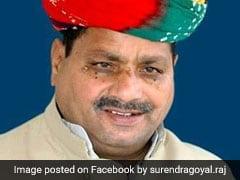 राजस्थान में चुनाव से ठीक पहले बीजेपी को बड़ा झटका, 5 बार के विधायक और मंत्री सुरेंद्र गोयल ने दिया इस्तीफा
