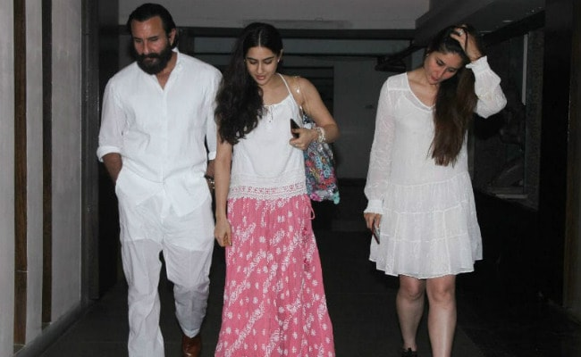 Kareena Kapoor says Sara Ali Khan's Kedarnath will be a superhit