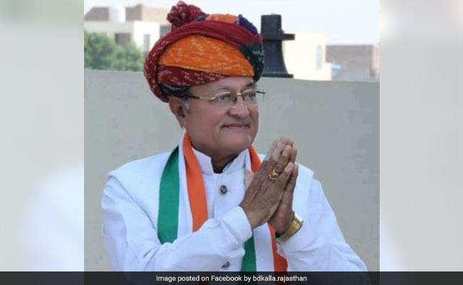 Video Of Stopping 'Bharat Mata ki Jai' Slogans Morphed: Congress Leader