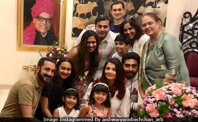Aishwarya Rai Bachchan Shares Glimpses From Her Birthday Party. Next Stop - Goa