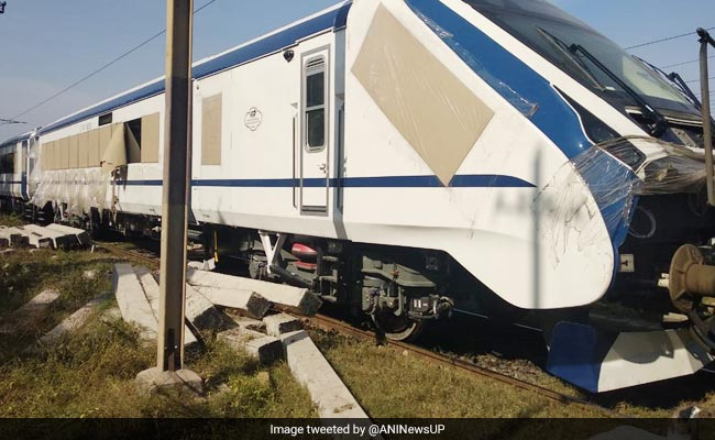 Train 18 On Right Track, Glitches During Trial-Runs Are Routine: Railways