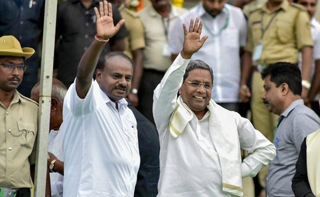 'Moral Victory' Says HD Kumaraswamy On Alliance's Bypoll Success