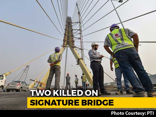 Video : 2 Medical Students Killed In Bike Accident On Delhi's Signature Bridge