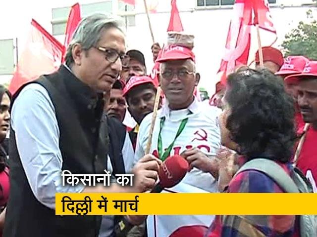 Videos : प्राइम टाइमः किसानों ने रवीश कुमार को सुनाया अपना दुखड़ा