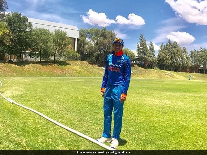 Smriti Mandhana Says Team India