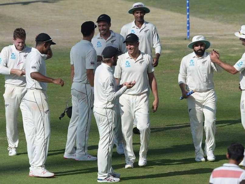 1st Test: Ajaz Patel Spins New Zealand To Thrilling 4-Run Win Over Pakistan