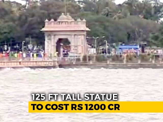 Video : Now, Karnataka Plans To Build A Statue On Cauvery River
