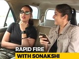 Video : Rapid Fire With Sonakshi Sinha