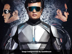 Rajinikanth's <i>2.0</i>: First-Hand Account Of 4am Frenzy From Resul Pookutty