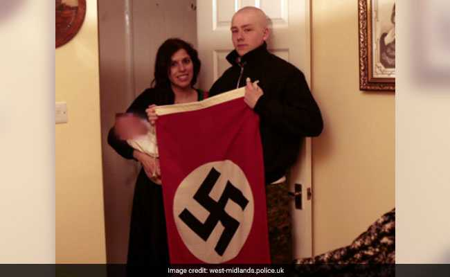 Denied Being Neo-Nazis, Family Caught Taking Photo With Hitler's Flag
