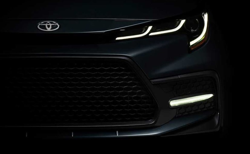 The next gen Toyota Corolla will most likely make it to India sometime next year