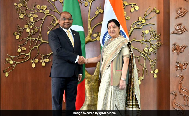 Our Relationship With Maldives Most Important: Sushma Swaraj