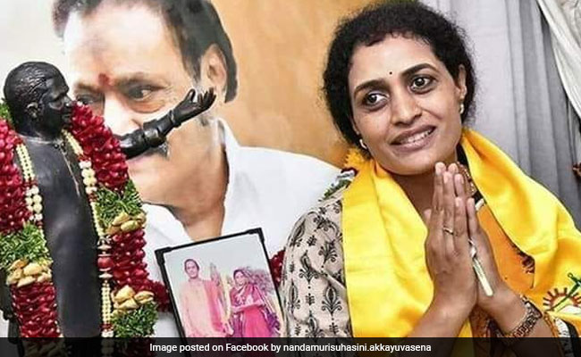 Assets Of NTR's Granddaughter, Contesting Polls, Pegged At Rs 5 Crore