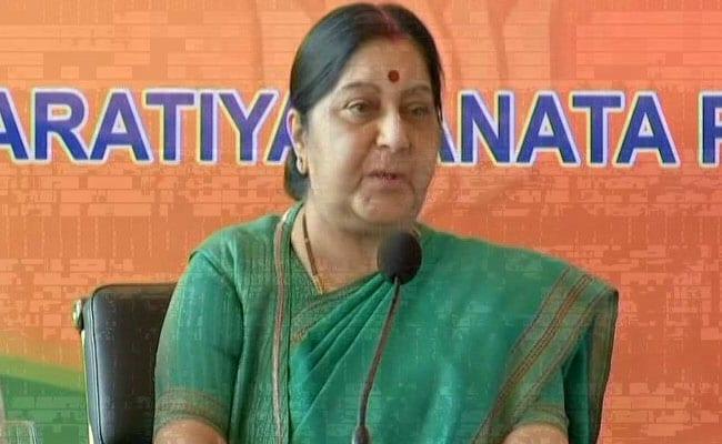 पाक मंत्री के 'गुगली' वाले बयान पर सुषमा स्वराज का पलटवार, कहा- यह सिखों के लिए बेहद अपमानजनक टिप्पणी