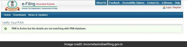 Income Tax Department online, Income Tax Department website, Income tax PAN, PAN-income tax