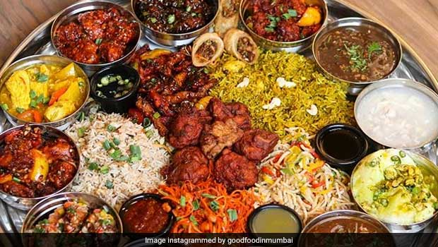 Great Thaal Of China: This Mumbai Restaurant Is Serving A Gigantic 'Chinese Thali'!