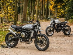 Norton Atlas 650 Models Unveiled