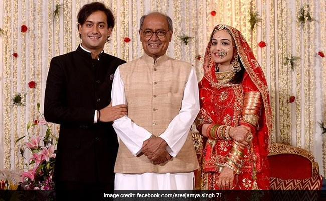 Digvijay Singh's Daughter-In-Law Has A Birthday Wish: Vote For Husband